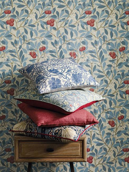 Beautiful Home Fabrics and Wallpaper Patterns Bringing