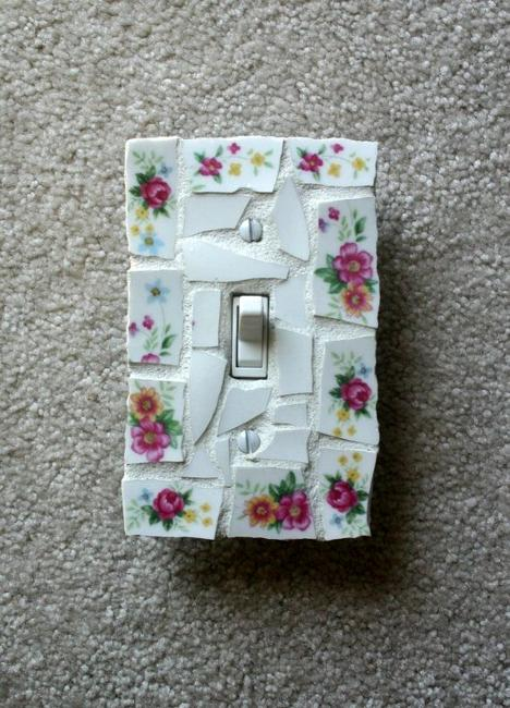 Recycled Crafts, Smart Decorating Ideas for Switches and