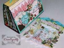 Purse Scrapbook Mini Album 3
