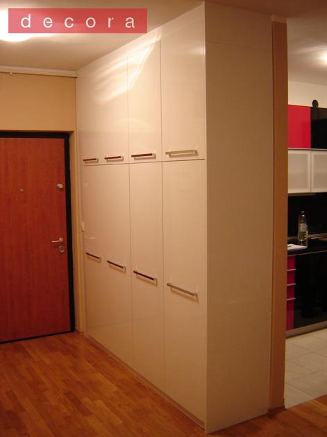 Builtin Closets  DECORA INTERIJERI Ltd