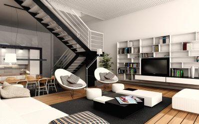 interiores interior decoracao casas simples manchannel decoracao dicas modern melhor arquiteto um mais renovado confere investir quer entao separou gente