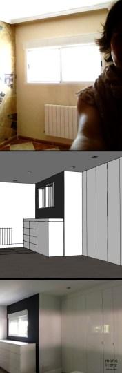 REFORMA INTEGRAL VIVENDA. decoraCCion.wordpress.com suite1