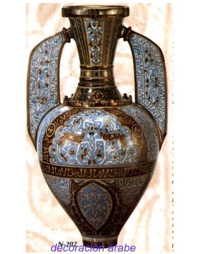 ánfora Alhambra cerámica nazari
