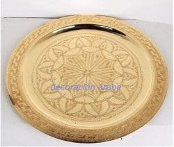 bandeja marroquí
