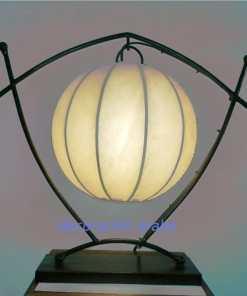 lampara oriental mesa