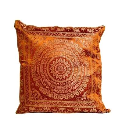 funda de cojin de India mandala