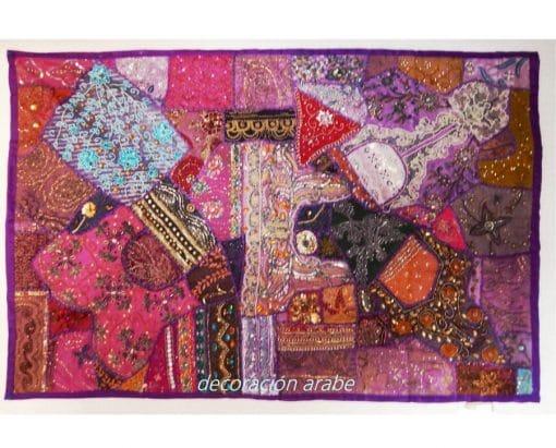 tapiz hindu patchwork