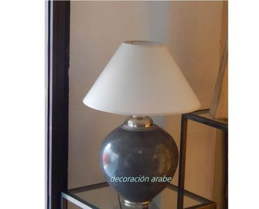 lampara árabe mesa