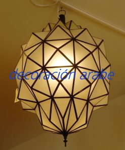 lámpara marroquí techo Sofian