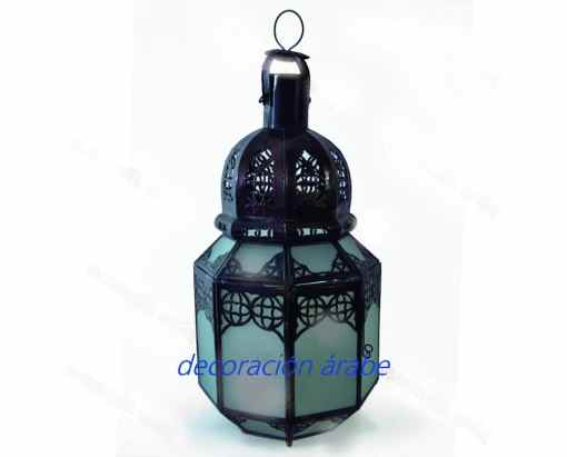 lámpara árabe Madrasa