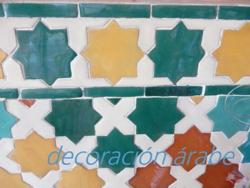 azulejo andalusí Comarex