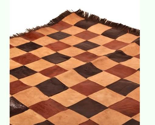 alfombra étnica africana