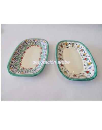 bandeja cerámica andaluza