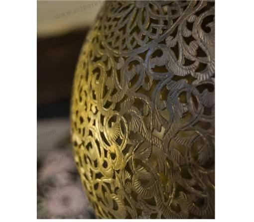 detalle lampara marroquí