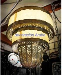 lámparaa colgante árabe samarcanda