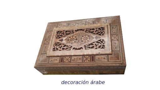 caja taracea