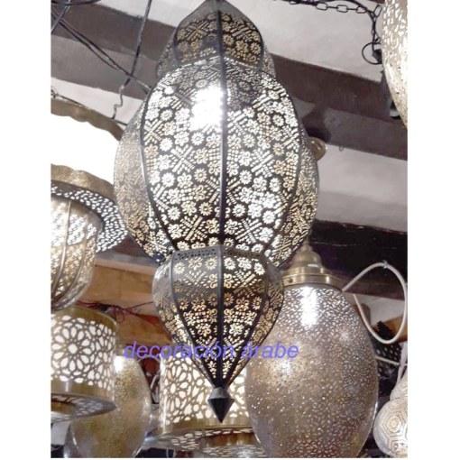 lampara india techo Kali