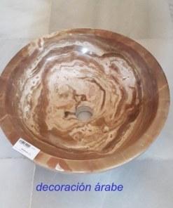 lavabo mármol marroquí