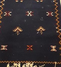 alfombra bereber pasillo