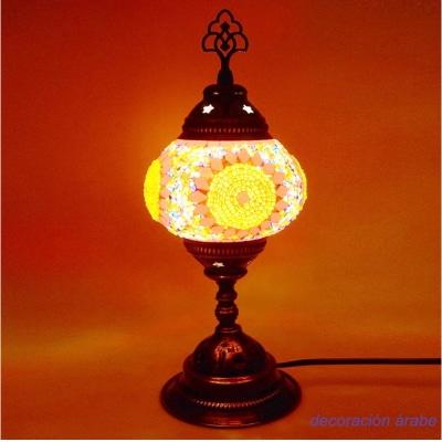 lampara para mesita de noche turquía