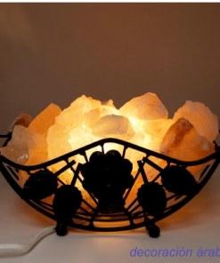 lámpara sal himalaya salud