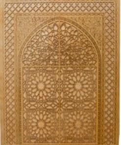 celosía decorativa de madera, puerta