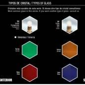 farol gradino colores