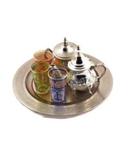 juego de té marroquí