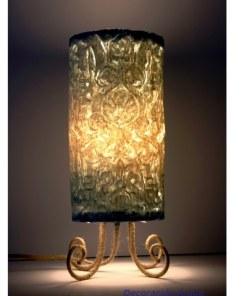 lámpara artesanal sobremesa Alhambra