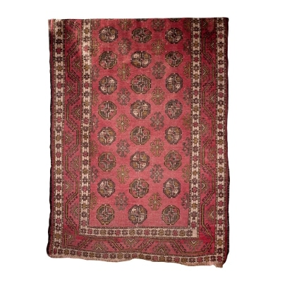alfombra árabe medio oriental