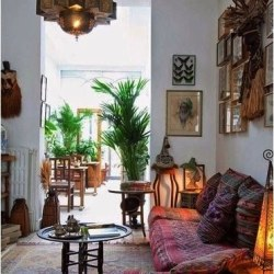 decoracion marroquí para el hogar