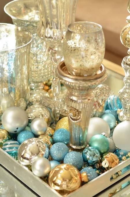 Nuevas Ideas de Centros de Mesa para Navidad  DecoracionIN