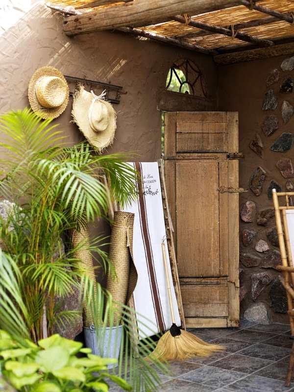 Casa de Campo con Aire Vintage  DecoracionIN