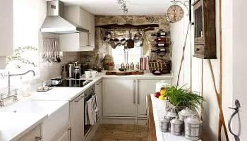 Cocinas Pequeñas: Muebles de Cocina - Decoracion.IN
