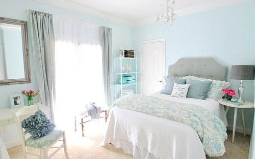 Dormitorios Juveniles Femenino y en Tonos Pastel  DecoracionIN