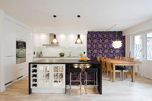 Elegante Apartamento en Suecia  DecoracionIN