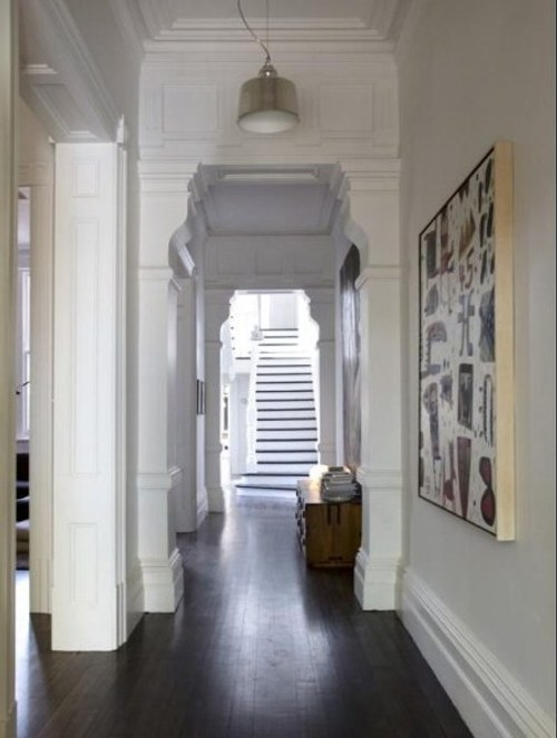 Ideas para la Iluminacin de Pasillos en Casa  DecoracionIN