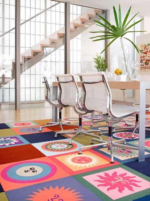 tipos de alfombras para decorar
