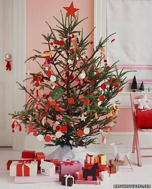 Tips Decoracin Navidad Elegante Decoracin De Rboles