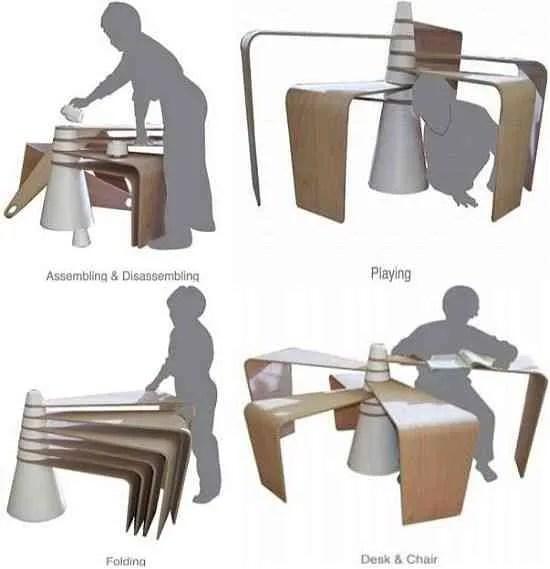 Muebles empotrados para tu cocina