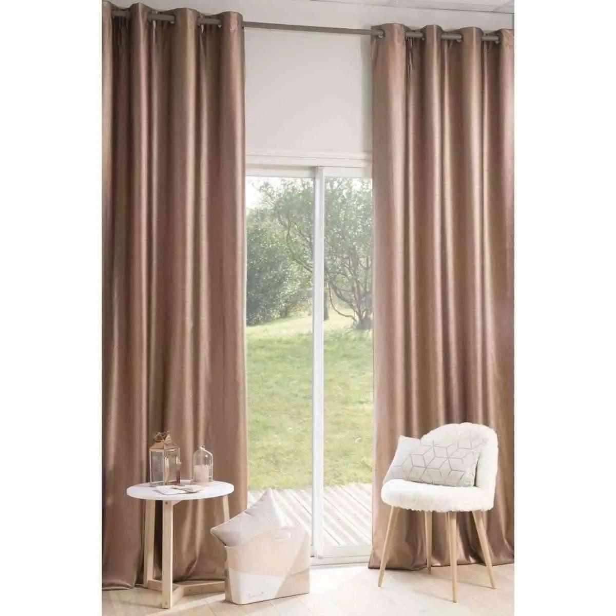 Maisons du Monde y sus codiciadas cortinas