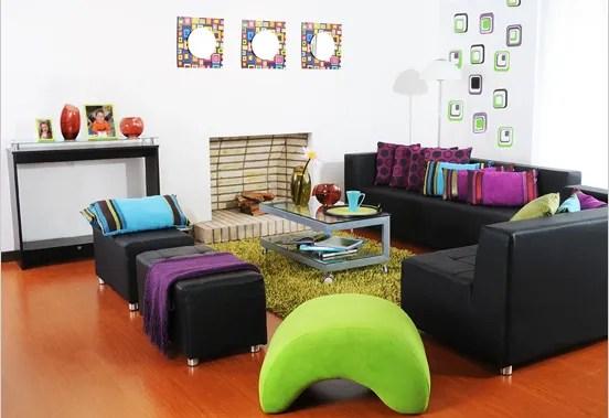 Salas y salones modernos