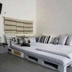 Diy Daybed Sofas Ashley Sectional Sofa Slipcovers Ideas Para Decorar Con Objetos Reciclados