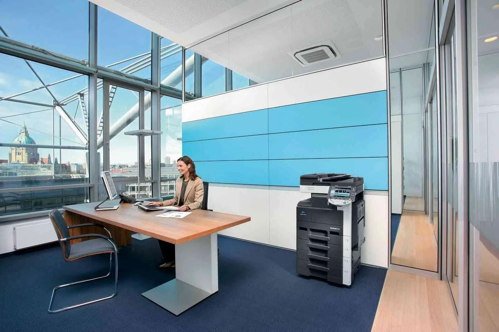 Consigue una oficina con estilo moderno