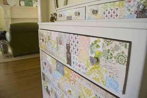 Ideas para utilizar el papel pintado y decorar al estilo