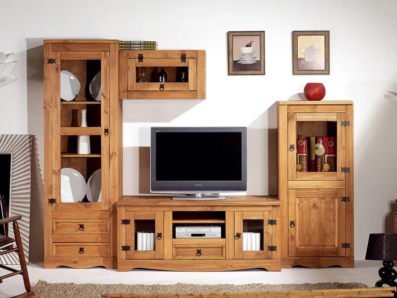 Descubre 4 estilos de muebles modulares para el saln
