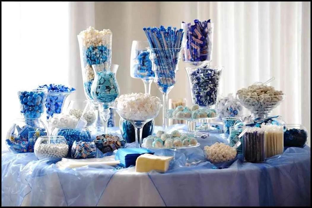 ideas para decorar un bautizo de nio