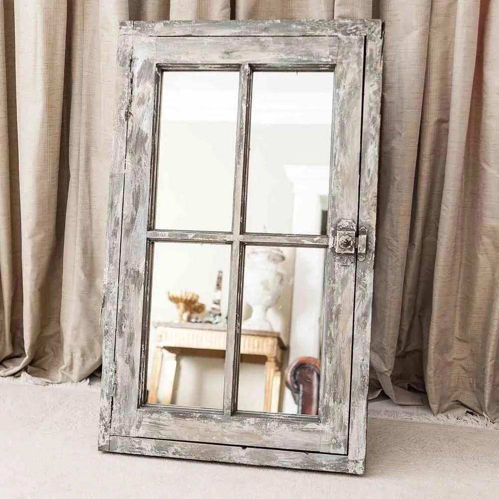 El juego de los espejos para dar luminosidad a tu hogar