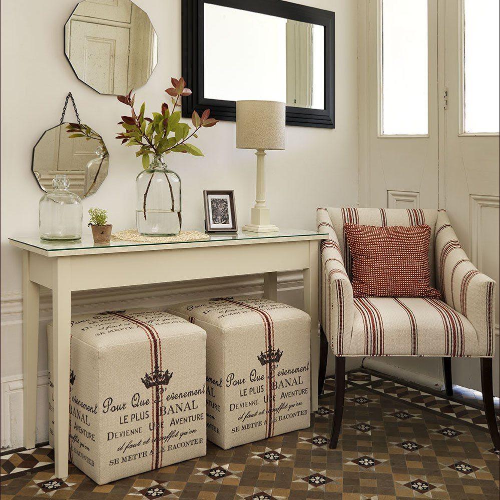 Ideas para decorar el recibidor no te las pierdas