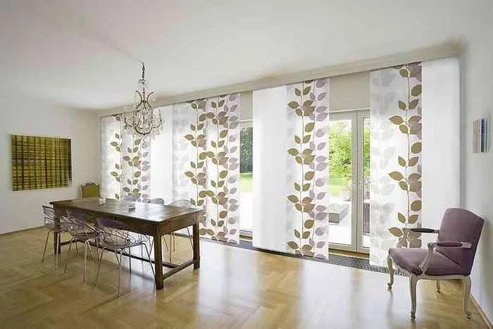 Por qu elegir paneles japoneses para decorar las ventanas